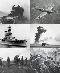 Infobox collage for Spanish Civil War