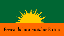 Irland provisorisch