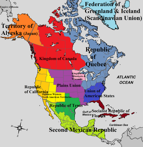 Image - Map of North America (Land of Empires).png   Alternative ...