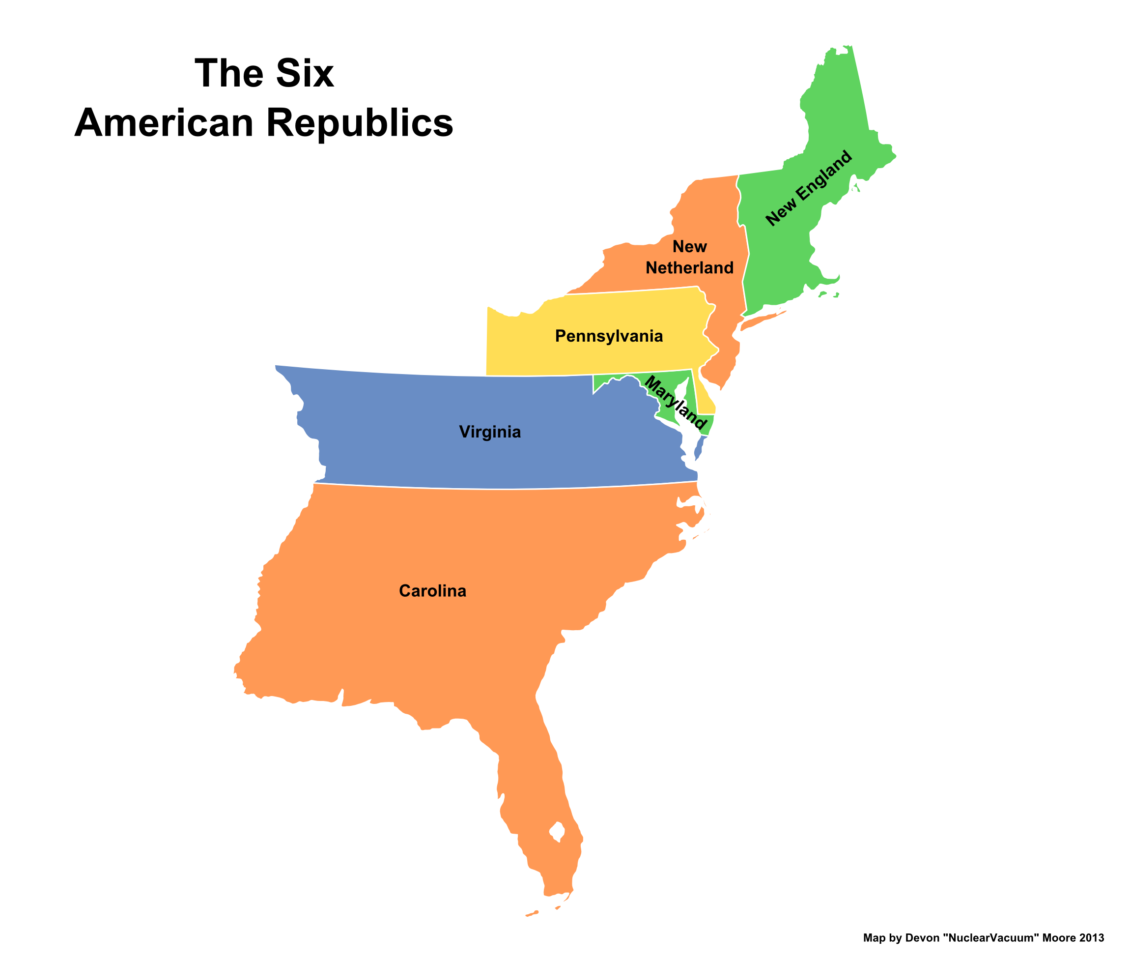 13 fallen stars alternative history fandom powered by wikia map of the american republics 13 fallen stars publicscrutiny Choice Image