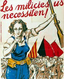 Плакат барселона
