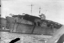 Bundesarchiv Bild 134-B0676, Flugzeugträger Graf Zeppelin