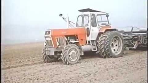 DDR Dokumentarfilm, zur Entwicklung der Modernen Landwirtschaft