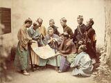 First Japanese Civil War (Cherry, Plum, and Chrysanthemum)