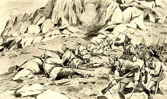 Битва у Чиласа