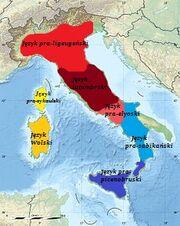 Etruskowie początkowego okresu kolonizacyjnego