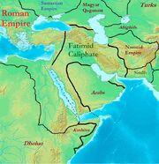 Fatimid Caliphate (994 AD)