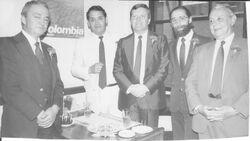 Radicales en 1985