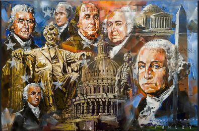 Steve Penley Founding Fathers of the United States of America