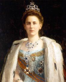 Королева Вильгемина