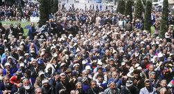Митинги в 1992