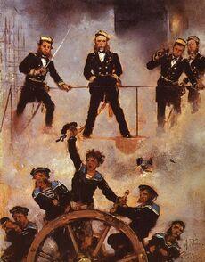 Одмерал австрийского флота