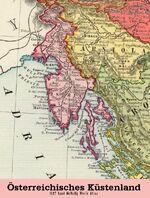 Österreichisches Küstenland 1897