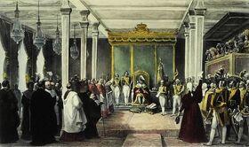 800px-Aclamação do rei Dom João VI no Rio de Janeiro