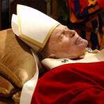 Muerte de Juan Pablo II