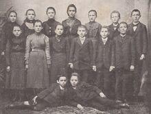 Участники школьного бойкота