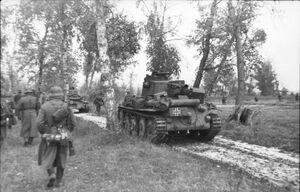 Чешское наступление