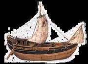 AzurHandelsschiff