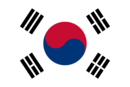 Flag Republic of Korea