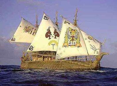 PolynesianReedRaftShip