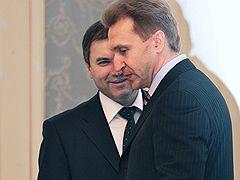 Володин и Шувалов