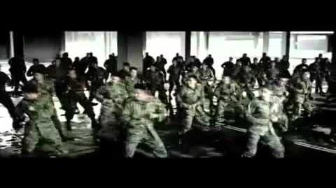 American-MexicaNArmy Commercial