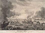 Les coalises evacuent Toulon en decembre 1793