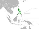 Philippines (Cherry, Plum, and Chrysanthemum)