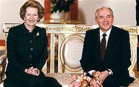 Thatcher-Gorbachev