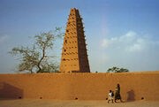 1997 277-9A Agadez mosque cropped