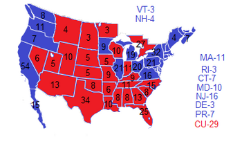2004 Election NW