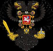 Coat of Arms of Siberia (Mannerheim's Finland)