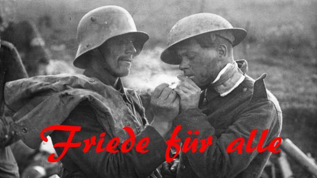Friede für alle