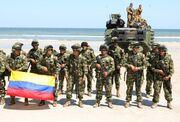 Infantes de marina colombia