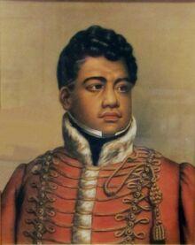 King Kamehameha II