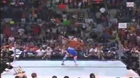 WWE SmackDown Unreleased Dark Ending from 6 19 03 Mr America Kurt Angle UFC Champion Brock Lesnar 2