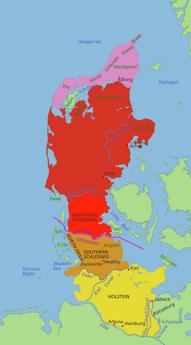 320px-Jutland Peninsula map