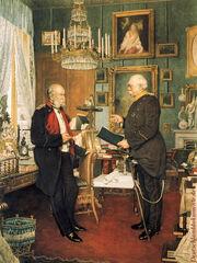 Bismark und Williboy 1