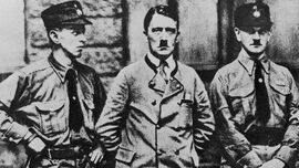 Brownshirts and Hitler