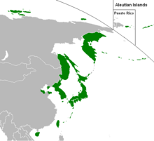 Japan Map Central World
