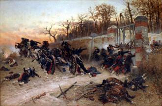 Битва за Франкфурт