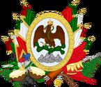 Герб Мексиканской империи