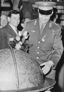 Зимянин и Гагарин