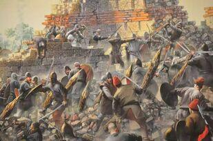 Оборона Константинополя
