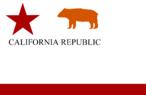 Флаг Республики Калифорнии