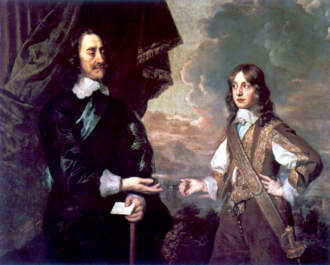 Charles I and James II