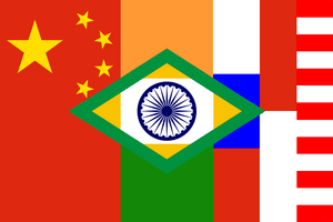 Flag of the World Percentage 1