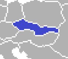 Location of Slovakia (SM 3rd Power)