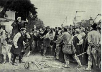 Крестьянское восстание-0