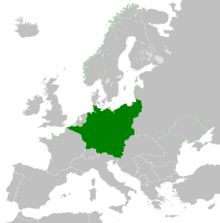 Alemania Mapa (RD)